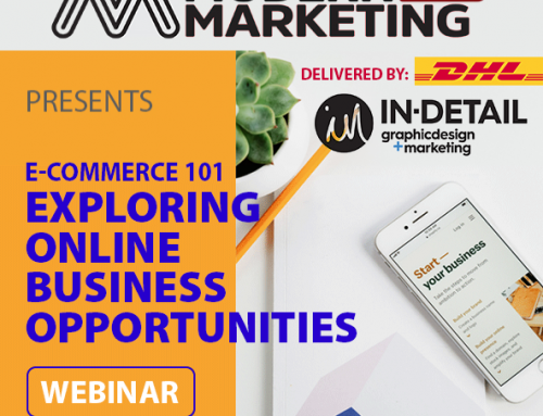 Modern Marketing Presenting Free Webinar On Developing A Strong E-Commerce Platform