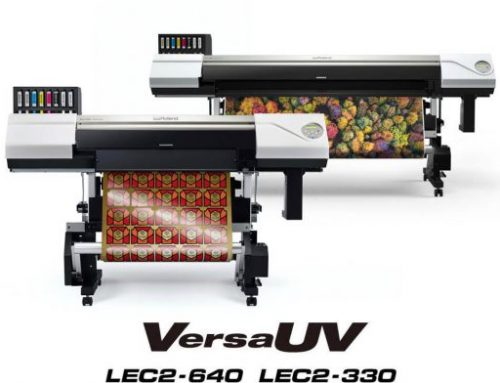 Roland DG Corporation Launch New Wide Format Printer/Cutter Range