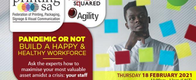 Free Webinar- Prioritising Wellbeing In The Workplace