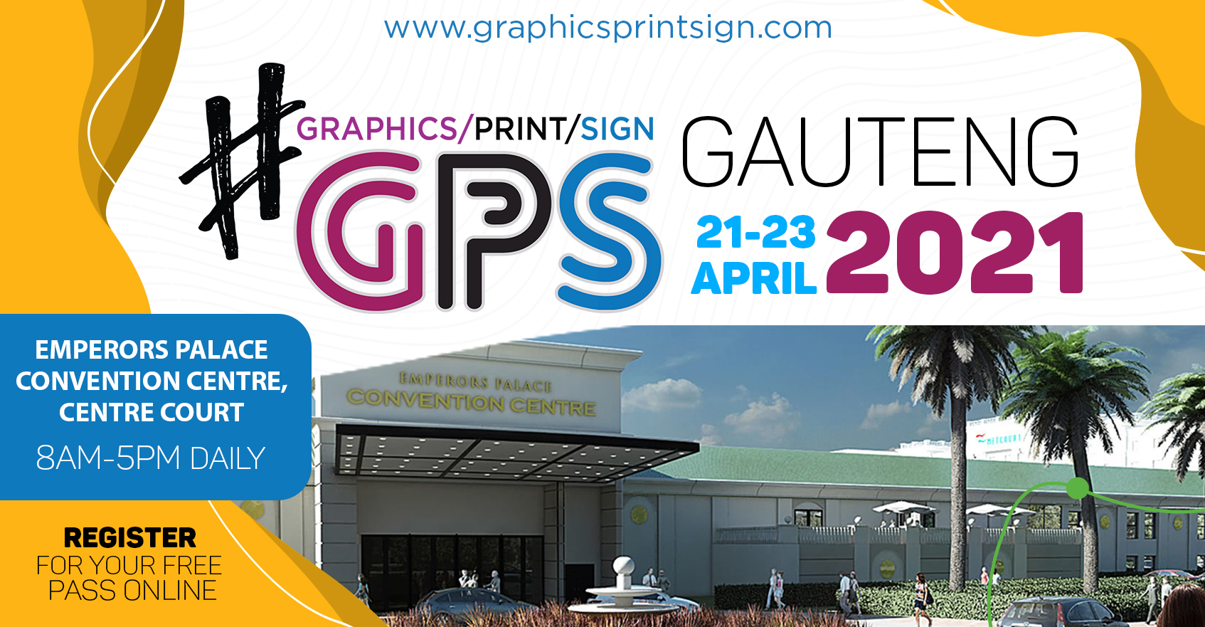 Register Now For The Graphics Print Sign Gauteng Regional Expo