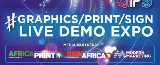 Graphics, Print And Sign Live Demo Expo Showcasing Latest Technology And Trends
