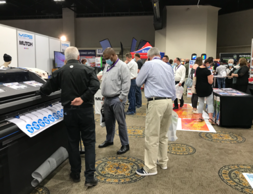 Exhibitors Report Quality Leads At Graphics, Print & Sign Expo