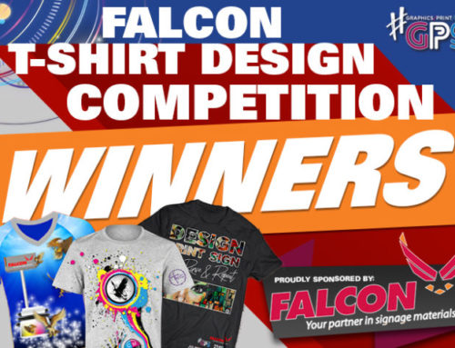 Falcon T-Shirt Design Competition Winners Announced